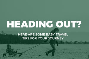 Baby Travel Tips for Venturing Out the House