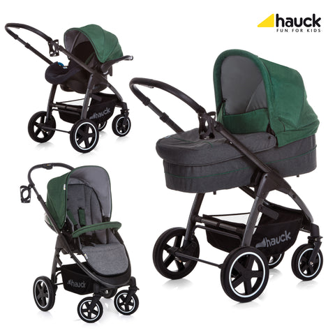 Hauck Soul Plus Trio Set - Emerald