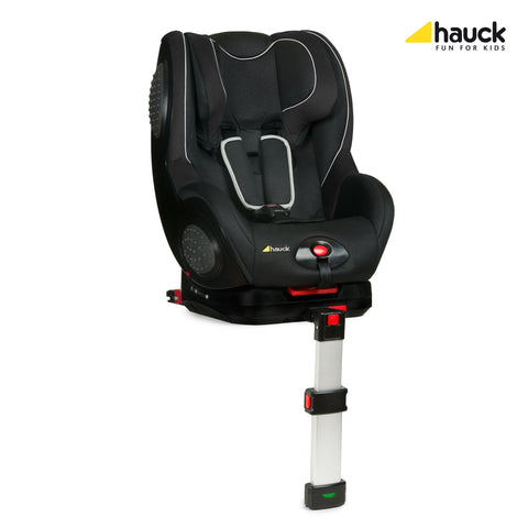 Hauck GuardFix Group 1 Car Seat - Black/Black | Car Seat | Prestige Prams