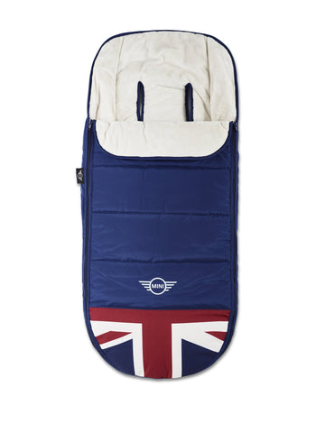 MINI by Easywalker Footmuff - Union Jack Classic | Toys & Accessories | Prestige Prams