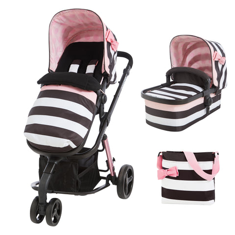 Cosatto Giggle2 Pram and Pushchair - Golightly 3