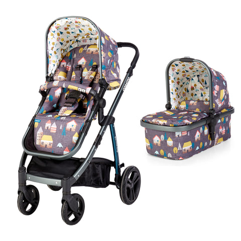 Cosatto Wow Pram and Pushchair - Hygge Houses