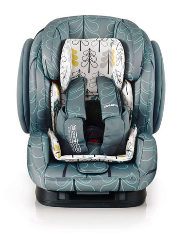 Cosatto Hug Isofix Group 123 Anti-Escape Car Seat - Fjord | Car Seat | Prestige Prams
