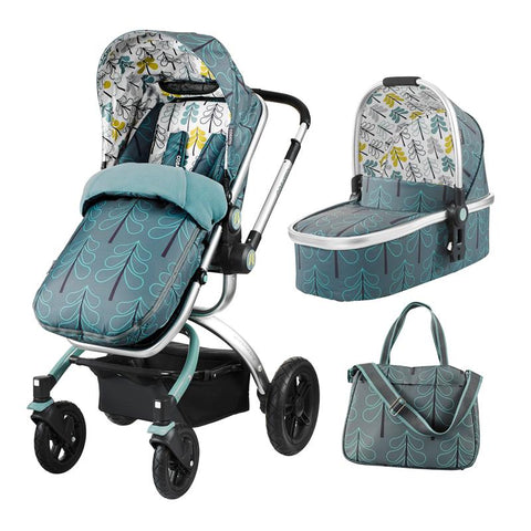 Cosatto Ooba Pram and Pushchair - Fjord | Pushchair | Prestige Prams