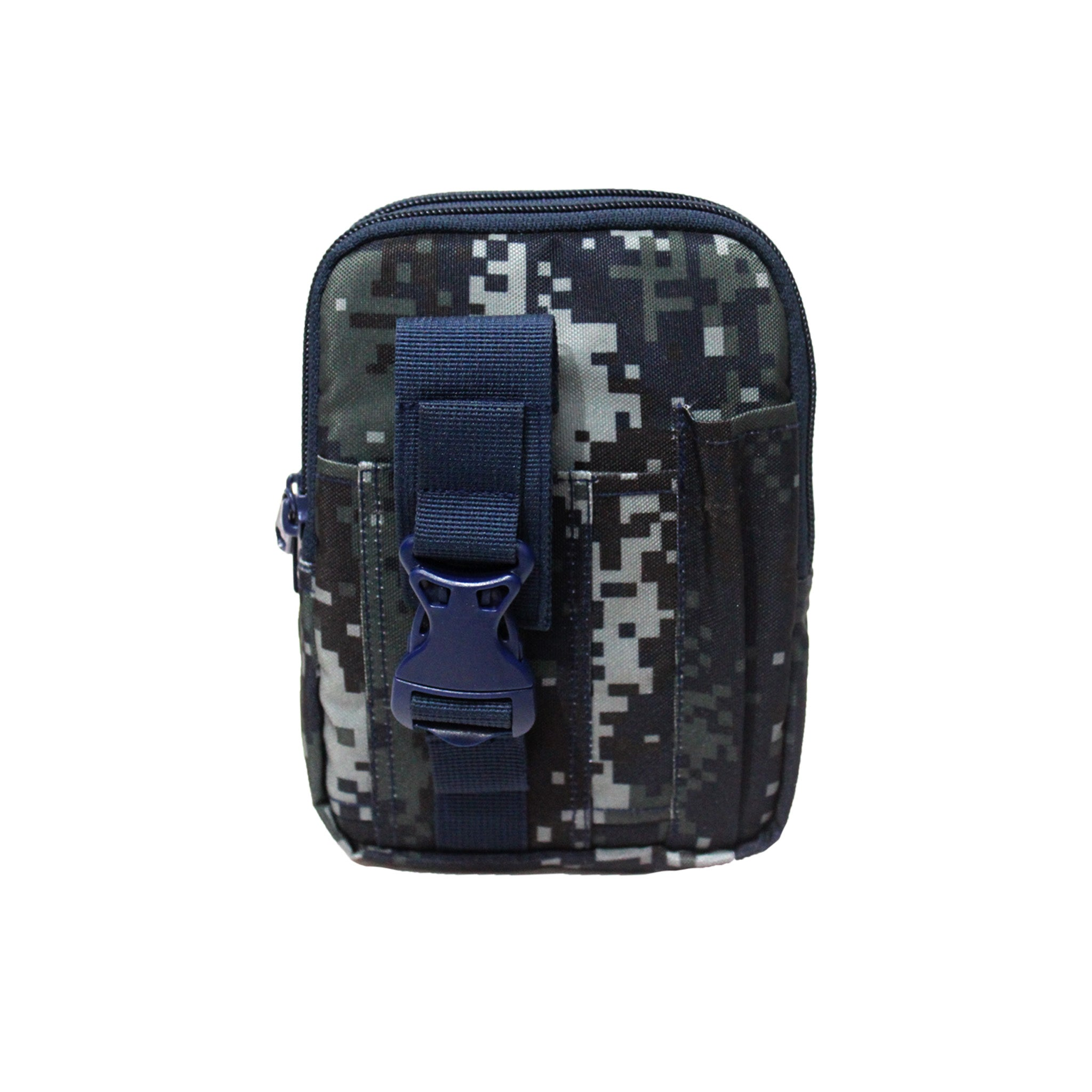F Gear Lexan Marpat Navy Camo Sports Waist Bag (3670)