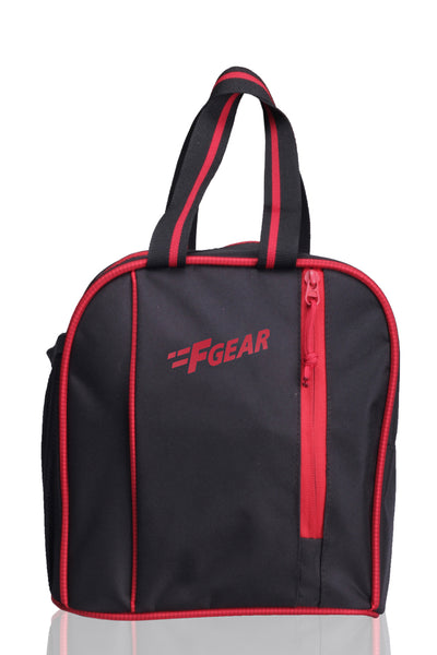 F Gear Gat Black, Red Lunch bag (2430)