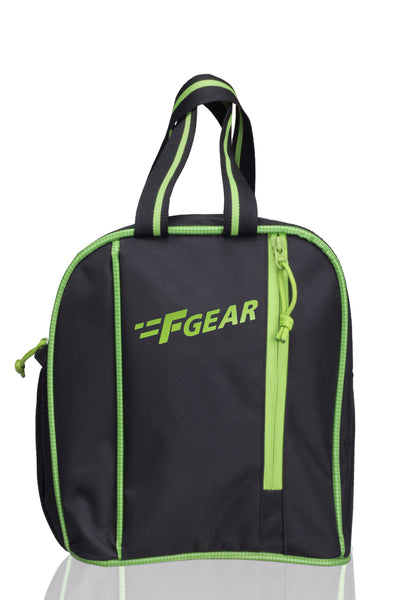 F Gear Gat 6 Ltrs Black, Green Lunch bag (2425)