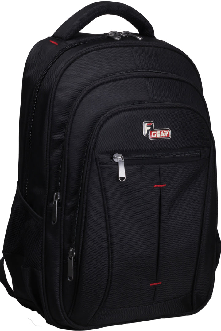 F Gear Royal V2 Polyester 30 Ltrs Black Laptop Backpack (1318)
