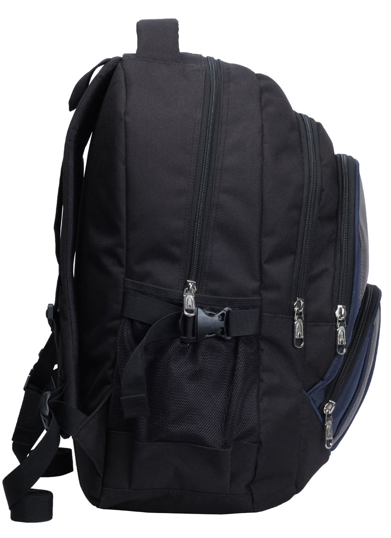 F Gear Adios 36 Ltrs Navy Blue Casual Laptop Backpack (1853)