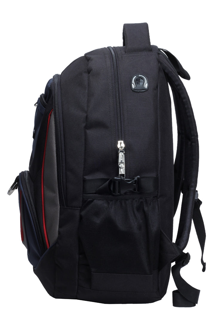 F Gear Axe 27 Ltrs Navy Blue Casual Laptop Backpack (1860)