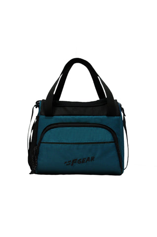 F Gear Yolo Marine Blue Black Lunch Bag (3275)