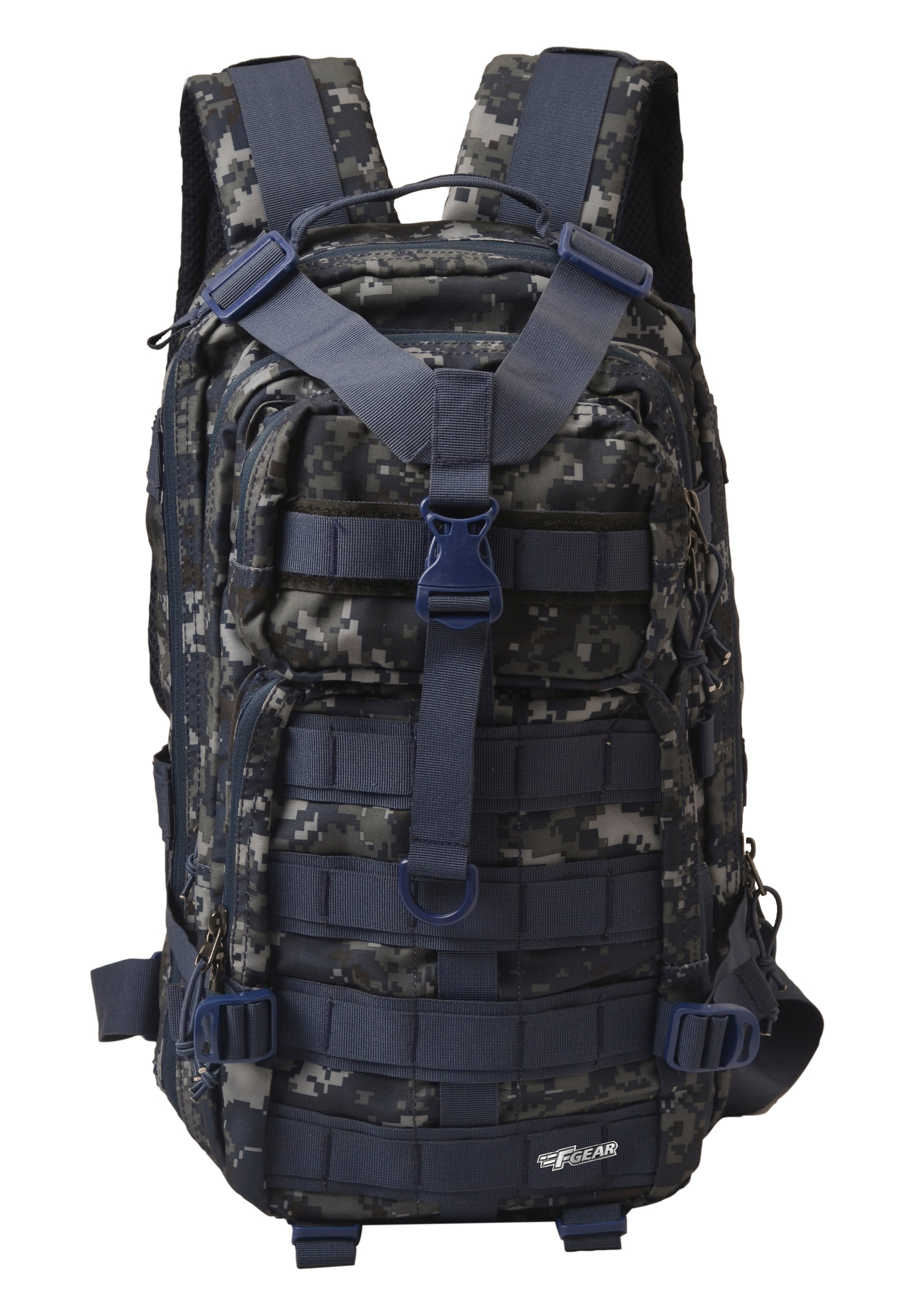 F Gear Military Tactical 29 Liter Backpack (Marpat Navy Digital Camo)