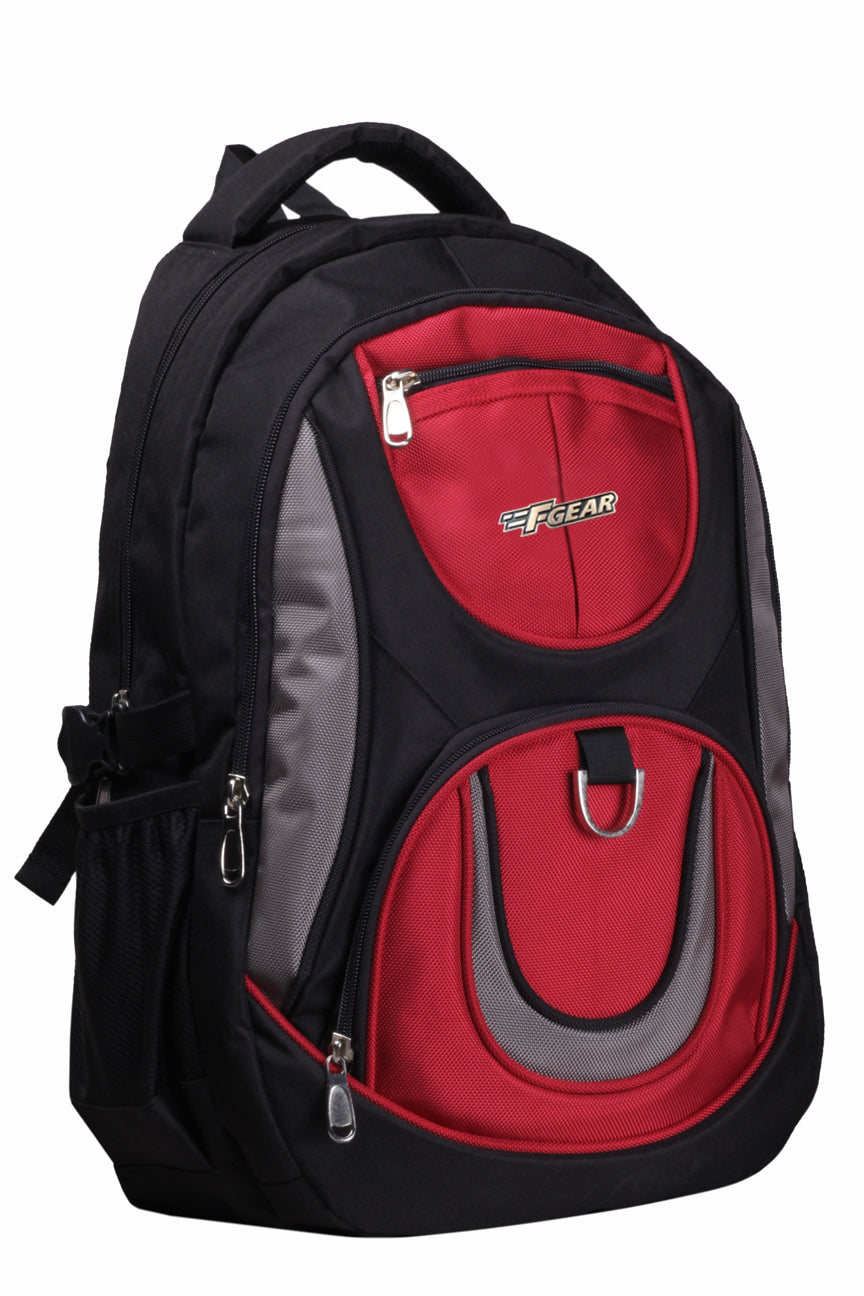 F Gear Axe 27 Ltrs Red Casual Laptop Backpack (2000)