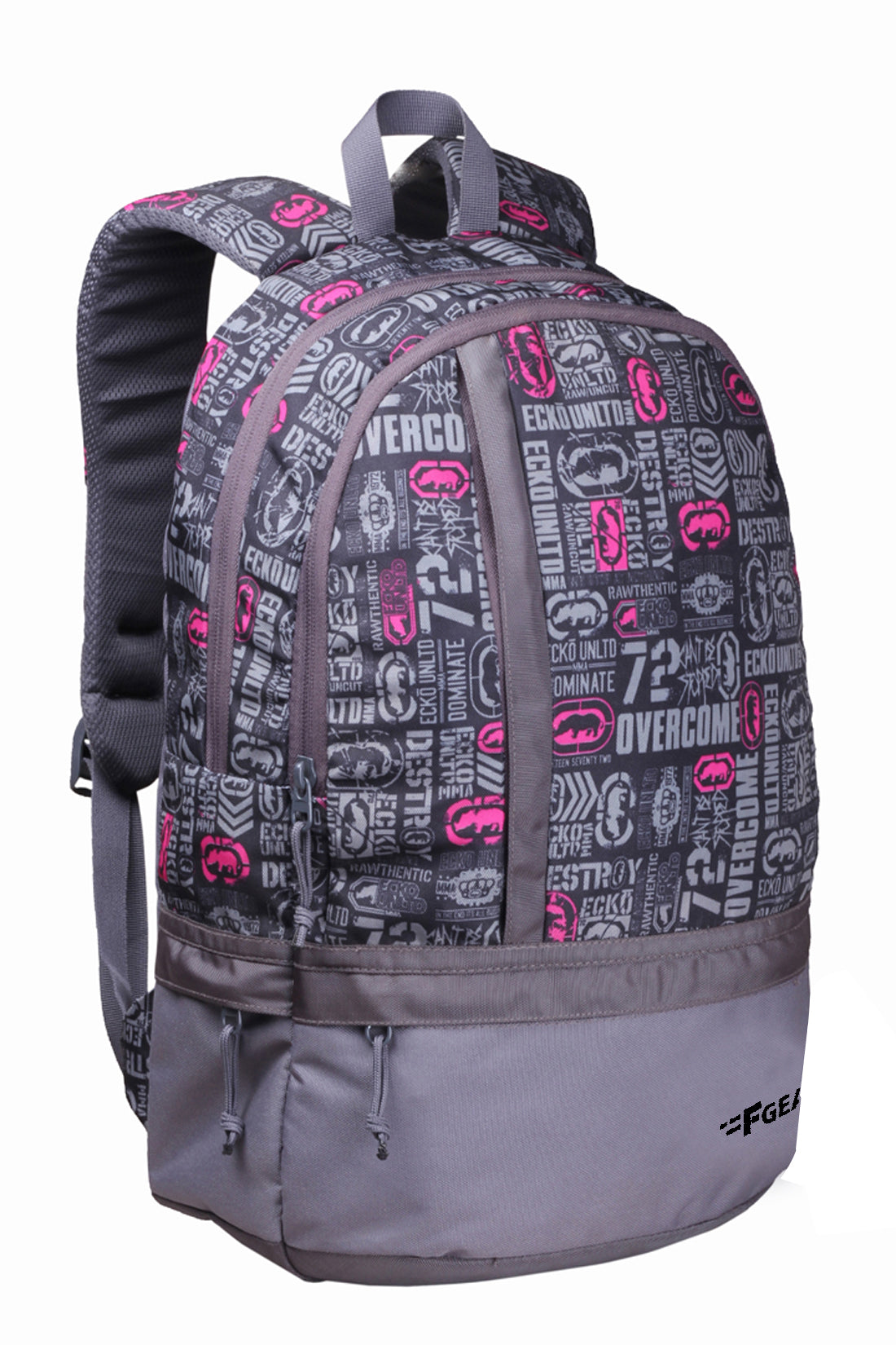 F Gear Burner P6 26 Ltrs Pink Casual Laptop Backpack (2182)