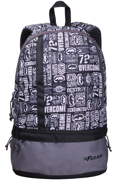 F Gear Burner P8 26 Ltrs White Casual Laptop Backpack (2184)