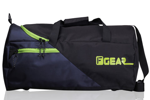 F Gear EXplory Polyester 55 Ltrs Green Travel Duffle (2322)