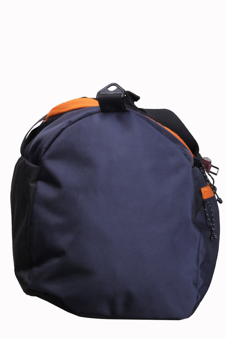 F Gear EXplory Polyester 55 Ltrs Orange Travel Duffle (2323)