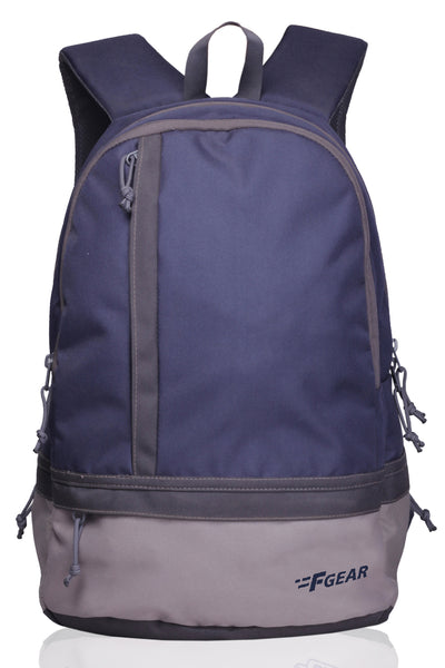 F Gear Burner NB G 19 Ltrs Navy Blue Casual Laptop Backpack (2446)