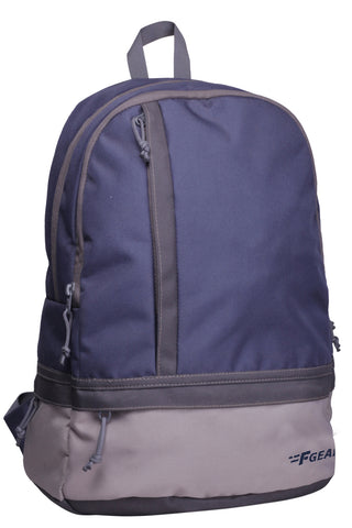 F Gear Burner NB G 26 Ltrs Navy Blue Casual Laptop Backpack (2446)