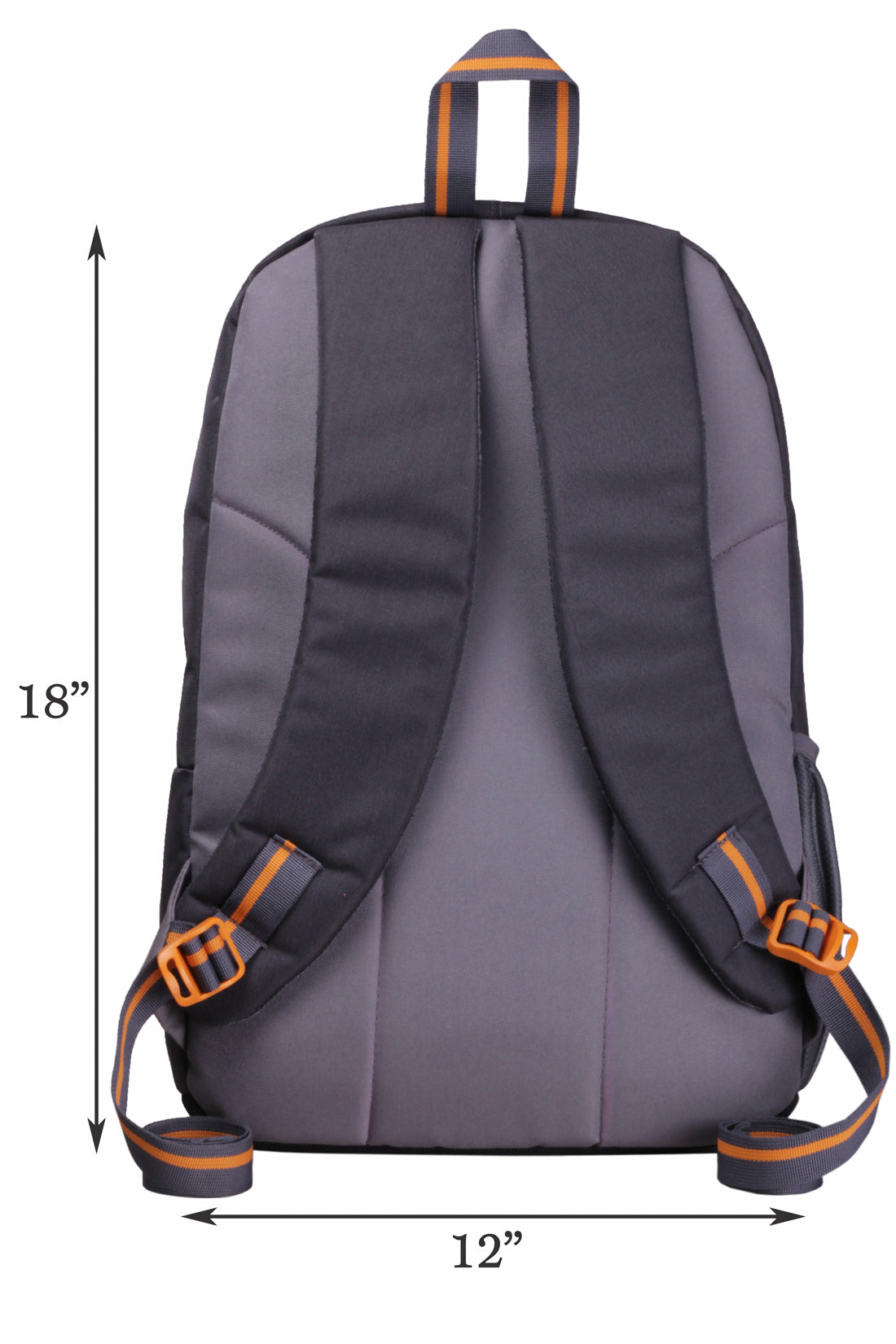 F Gear Castle Bull 22 Ltrs Orange Casual Laptop Backpack (2453)
