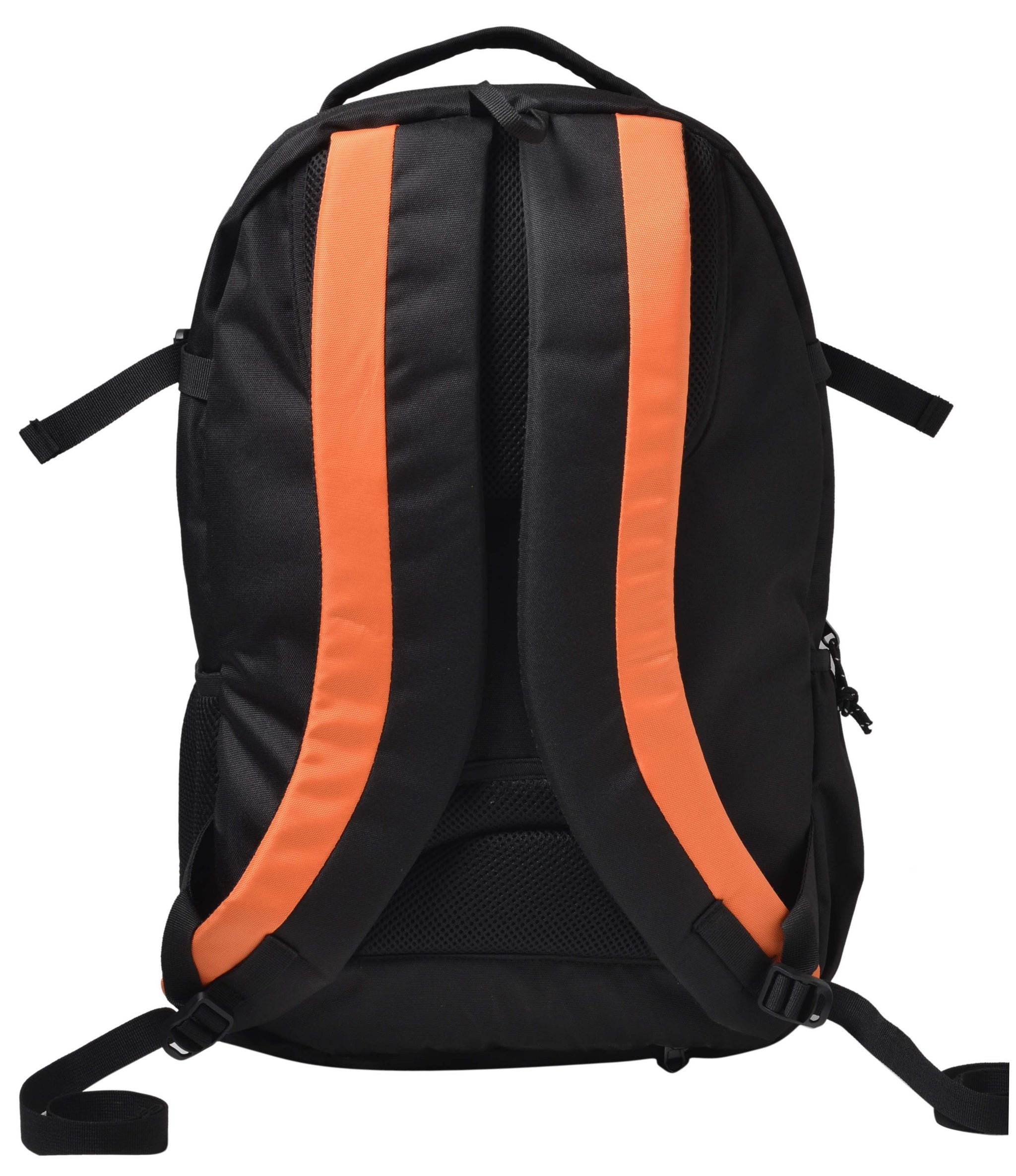F Gear Boshida 31 Liters Orange Trekking Laptop Backpack With Rain Cover