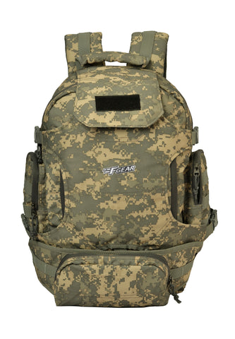 F Gear Military Ambush 32 Liter Rucksack Backpack (Marpat ACV Digital Camo)