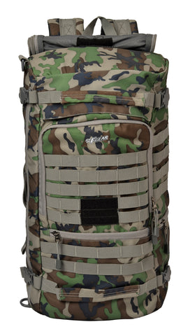 F Gear Military Garrison 36 Liters Rucksack Backpack (Woodland A Camo)
