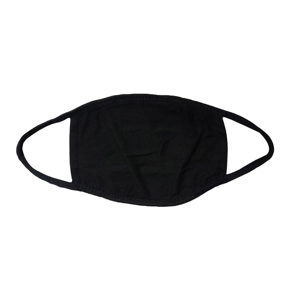 F Gear Cotton Black Dustproof Face Mask (Pack of 100 pieces)