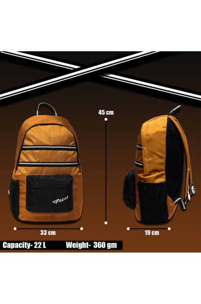 F Gear 22 Ltrs Inherent Cathy Casual Backpack (3448)