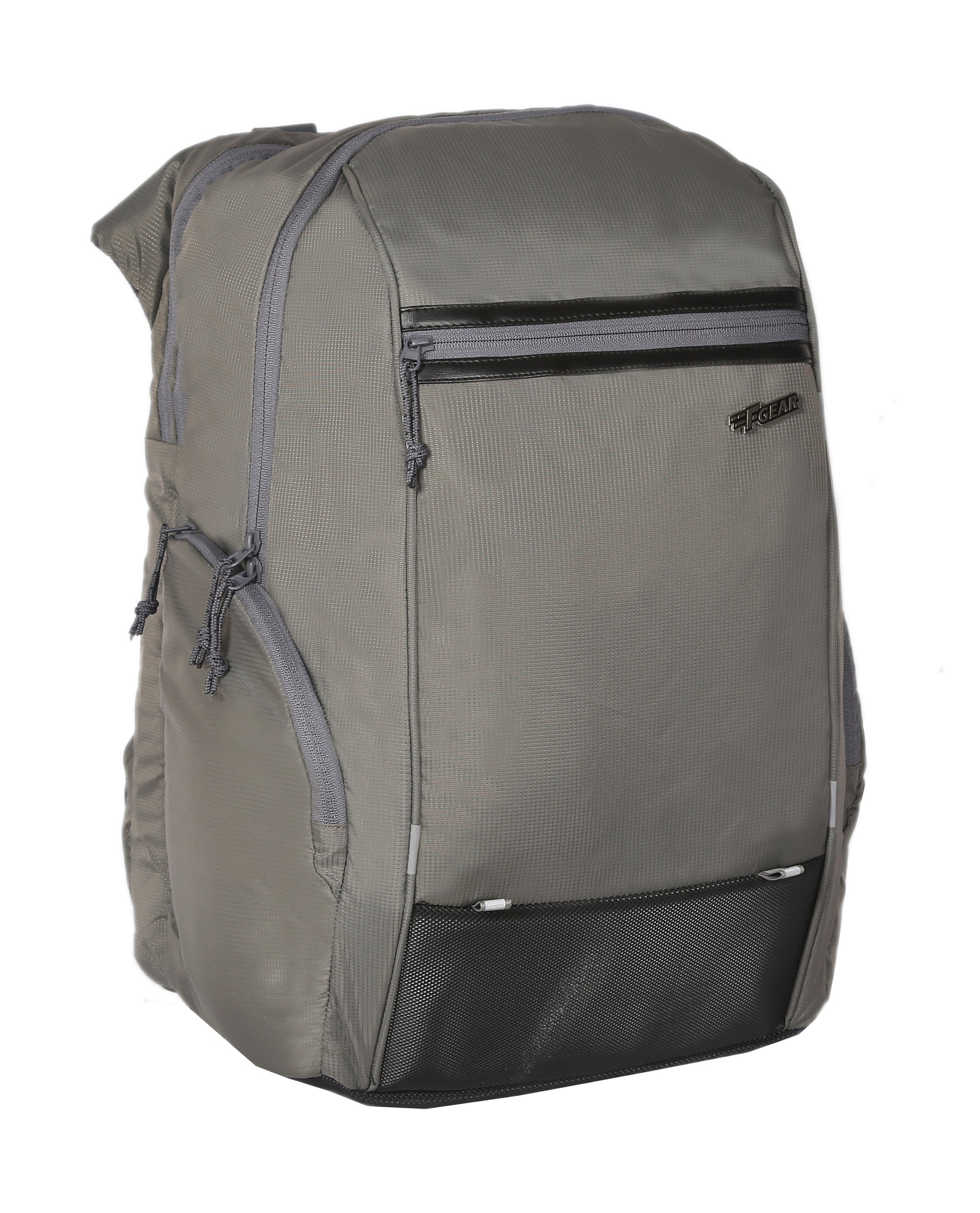 F Gear Marcus Doby 33 Ltrs Grey Laptop Backpack (3200)
