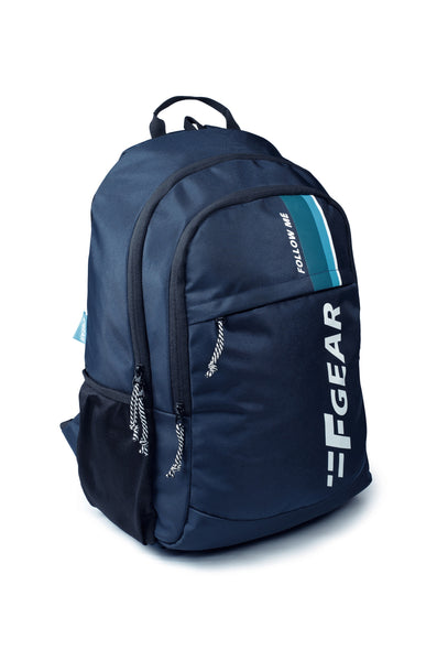 F Gear 27 Ltrs Circadian Guc Navy Blue Casual Backpack (3329)