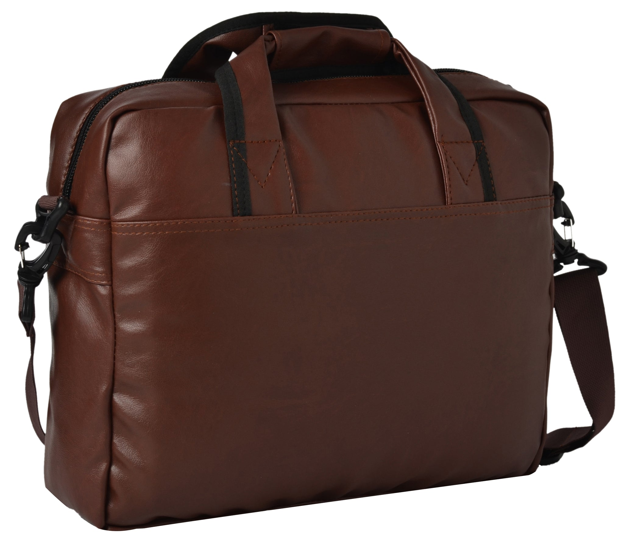 F Gear Aristo 16 Ltrs Brown Softsided Briefcase (2436)