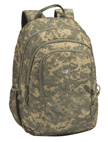 F Gear Military Crusader 30 Liter Backpack (Marpat ACV Digital Camo)