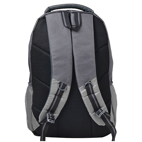 F Gear Intellect 31 Ltrs Grey Casual Backpack (2542)