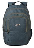 F Gear Crusader 30 Liters Backpack( Melange Blue )