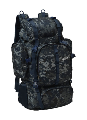 F Gear Military Neutron 50 Ltrs Rucksack (Marpat Navy Digital Camo)