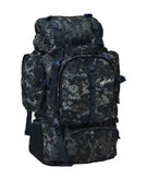F Gear Neutron Marpat Navy Digital Camo 50 Ltrs Navy Blue Rucksack (Neutron Marpat Navy Digital Camo)