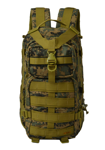 F Gear Military Tactical 29 Liter Backpack (Marpat WL Digital Camo)