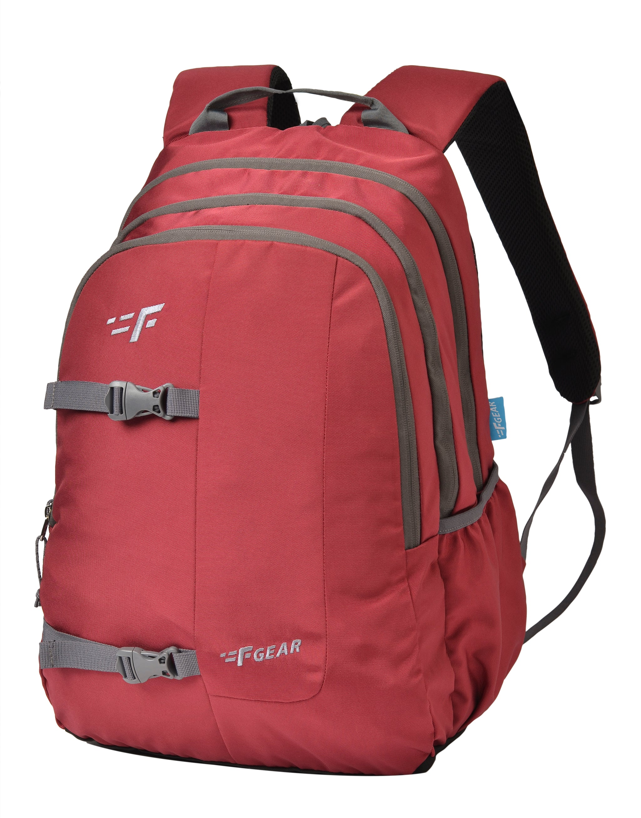 F Gear Berkely 28 Liters Backpack (Maroon Guc)