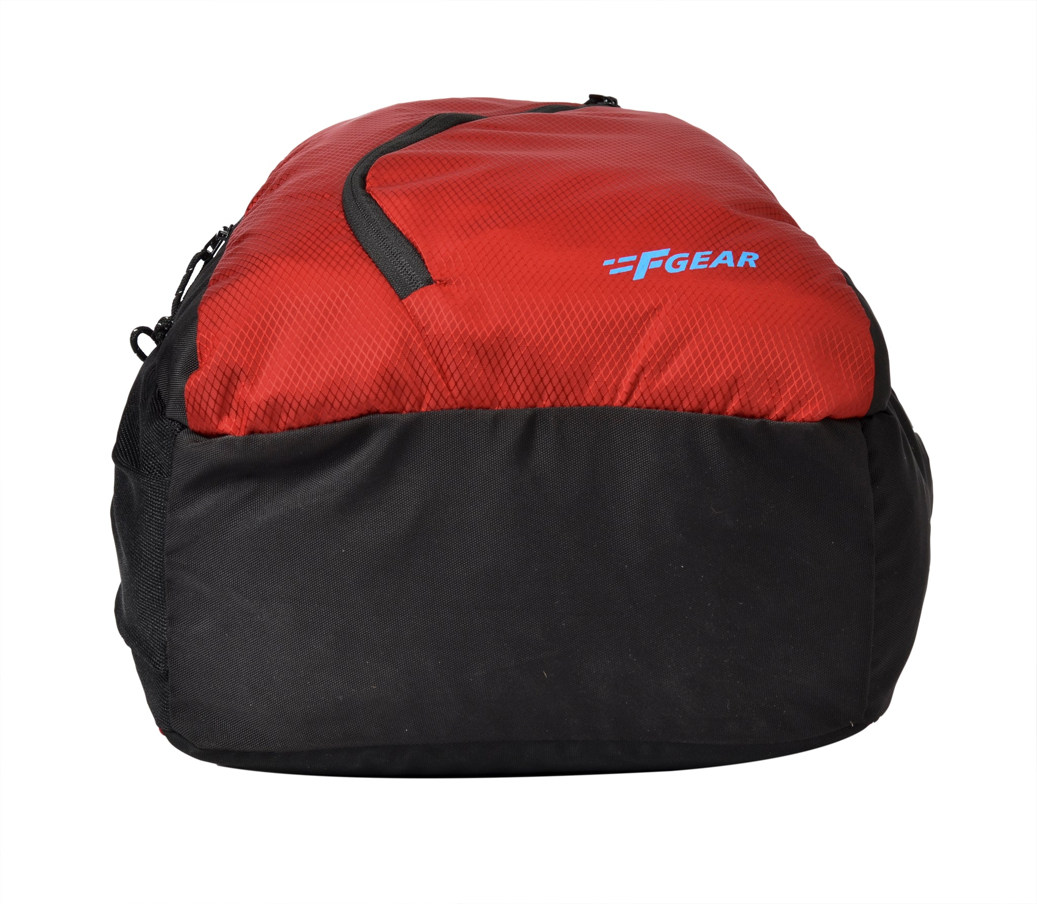 F Gear Borealis 25 Liters Backpack (Red Diamond, Black Guc)