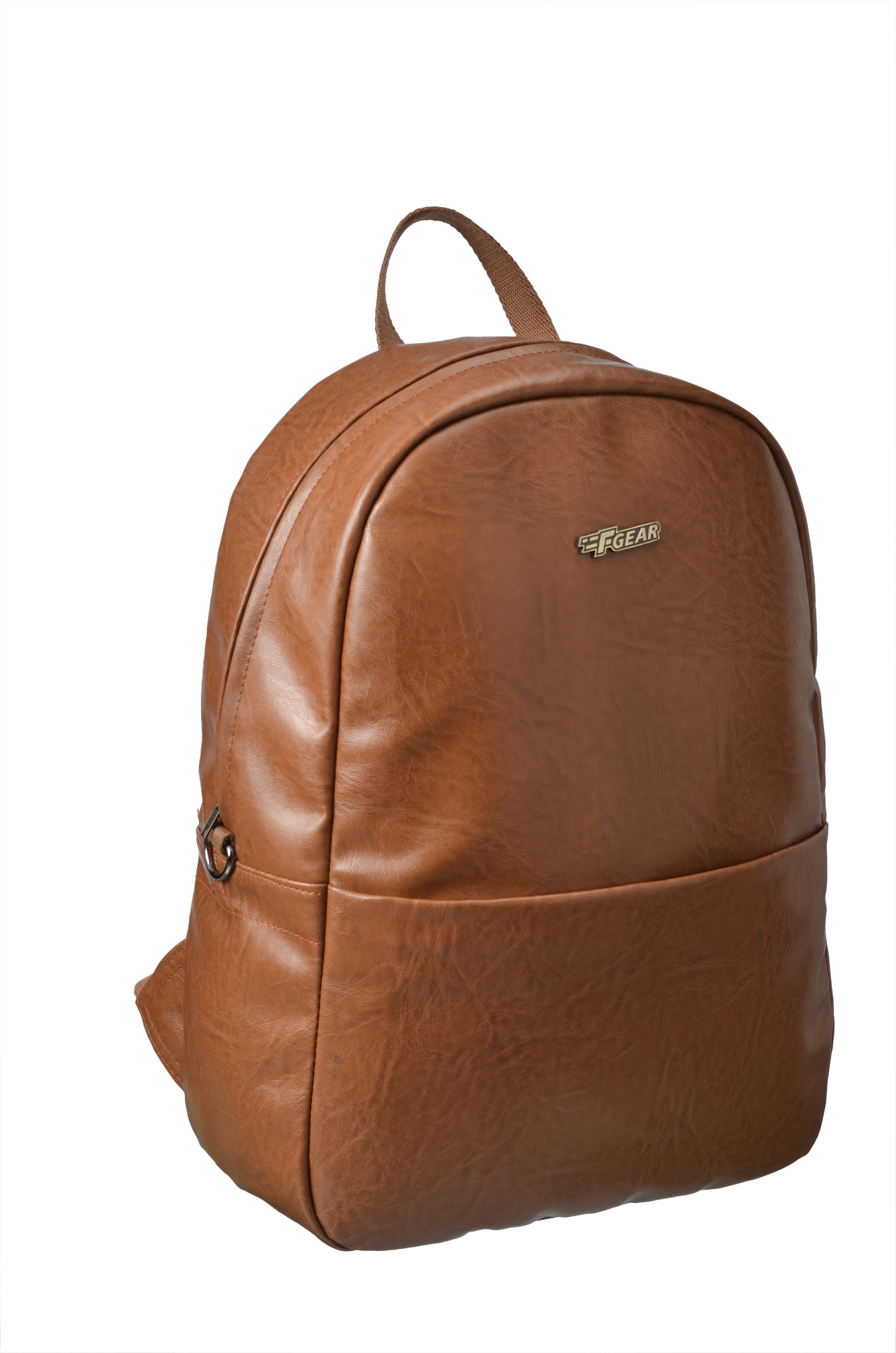 F Gear Electra Luxur 23 Ltrs Laptop Backpack (Chestnut)