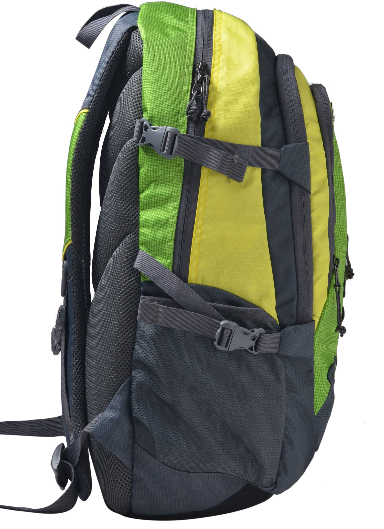 F Gear Defender 41 Ltrs Green Casual Laptop Backpack (2503)