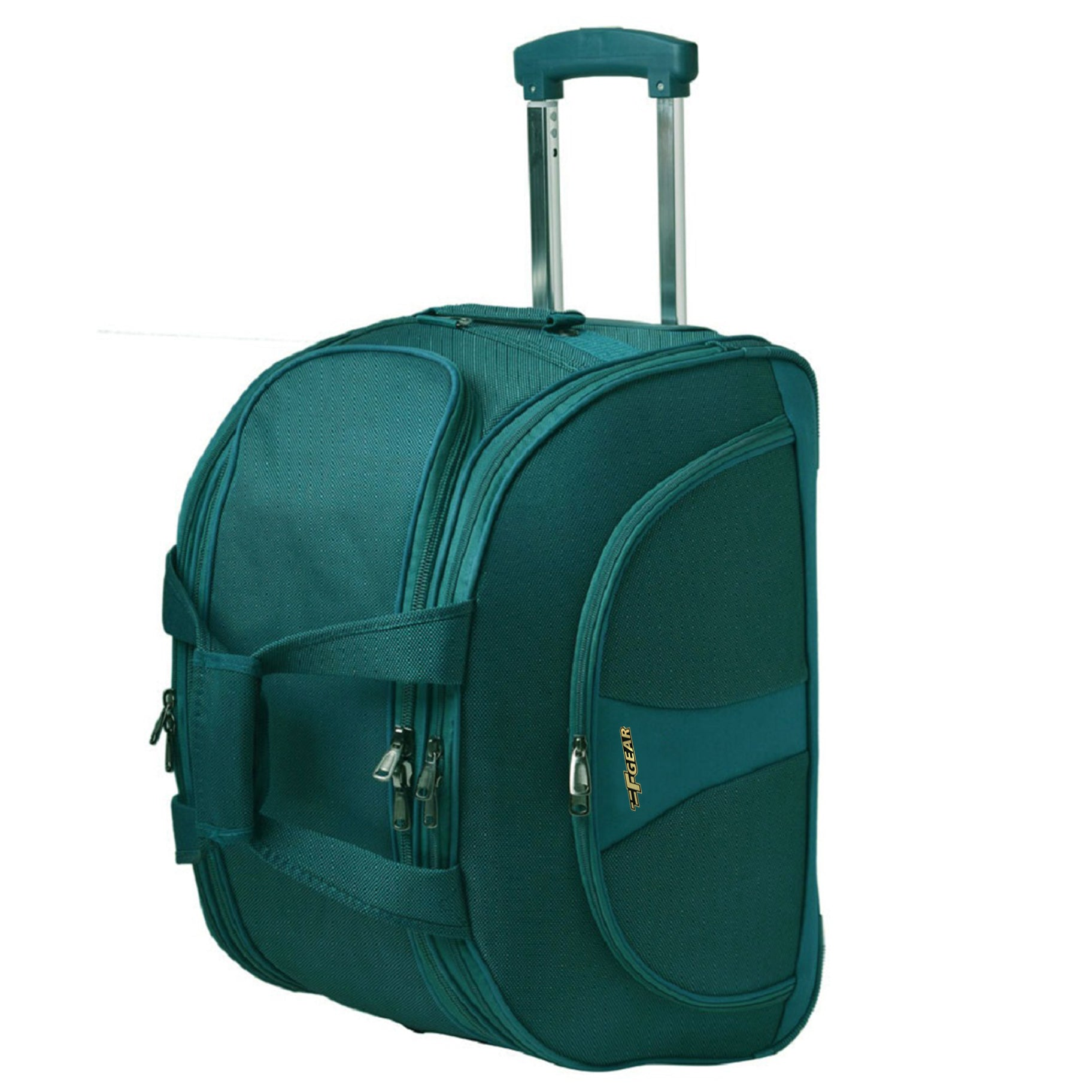 F Gear Cooter Polyester Ocean Blue Large 76 Liter Travel Duffle bag-24 inch