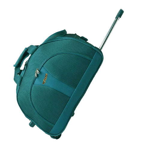 F Gear Cooter Polyester Ocean Blue Large 55 Liter Travel Duffle bag-24 inch