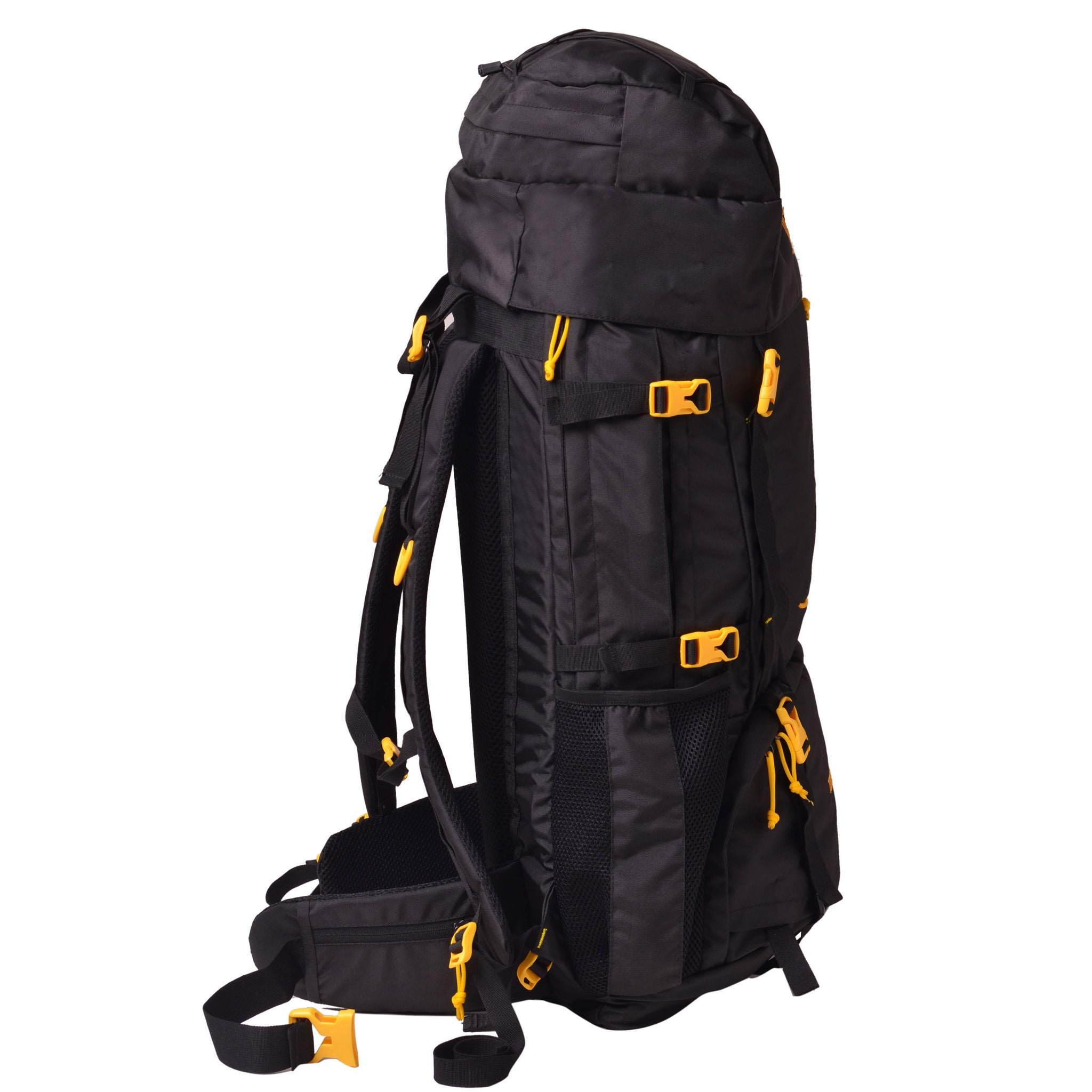 F Gear Terra 80 liter Black Yellow Rucksack (2637)