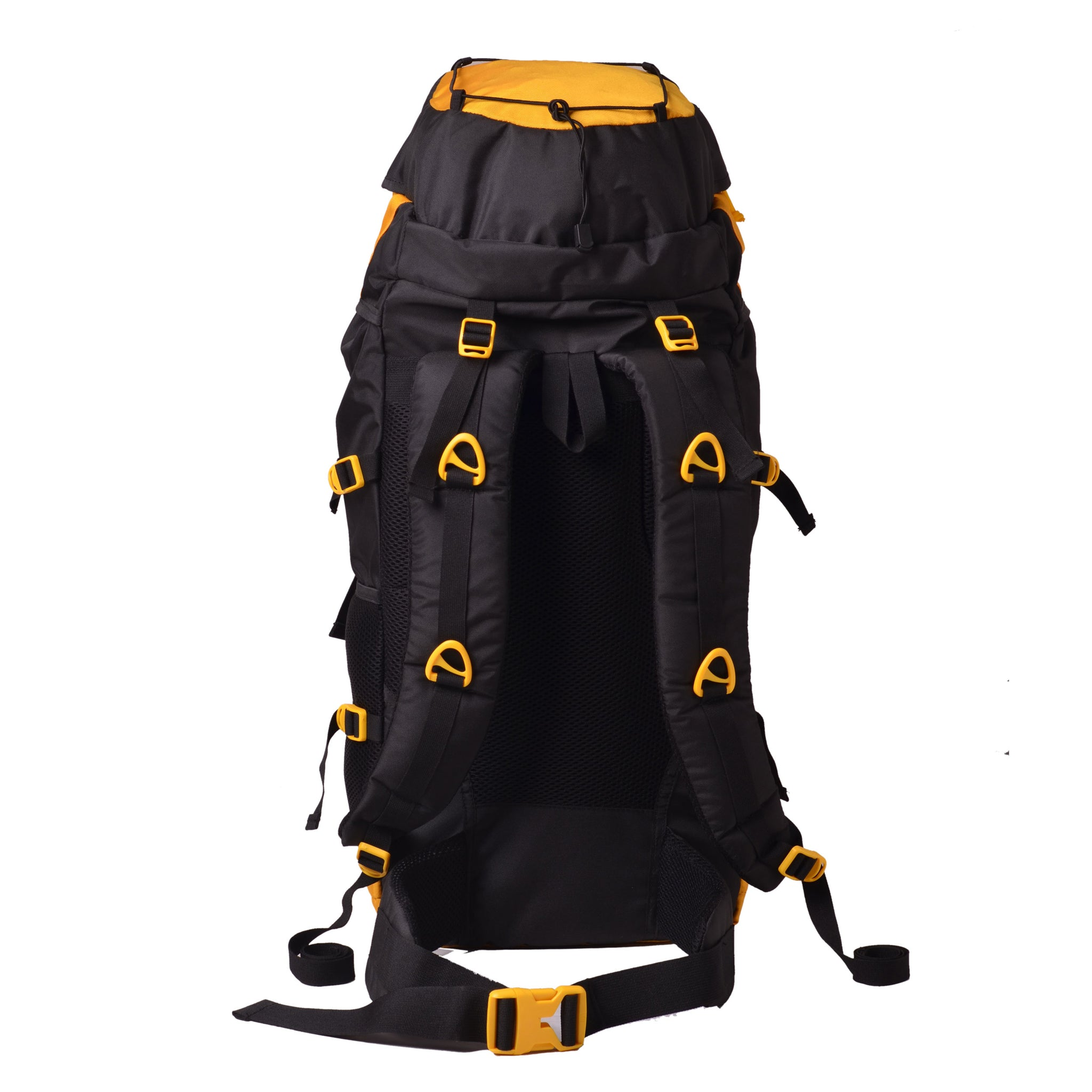 F Gear Drift 40 liter Rucksack (Black, Yellow)