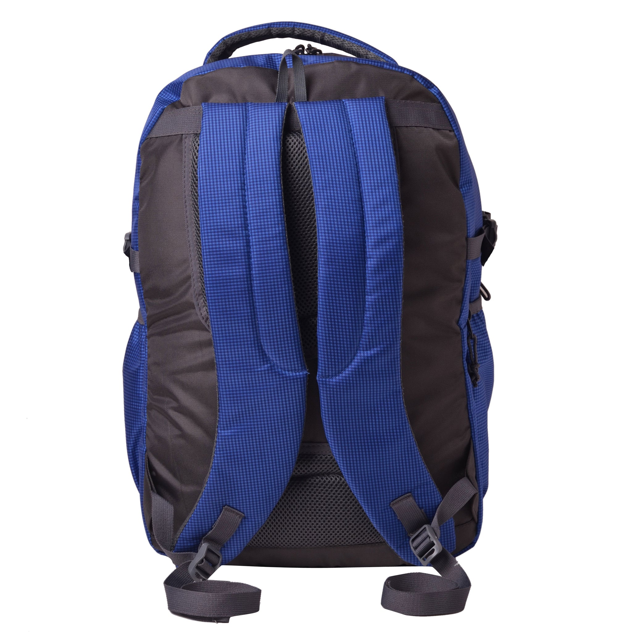 F Gear Talent Laptop Backpack With Rain Cover 32 Liters (Navy Blue,Black)