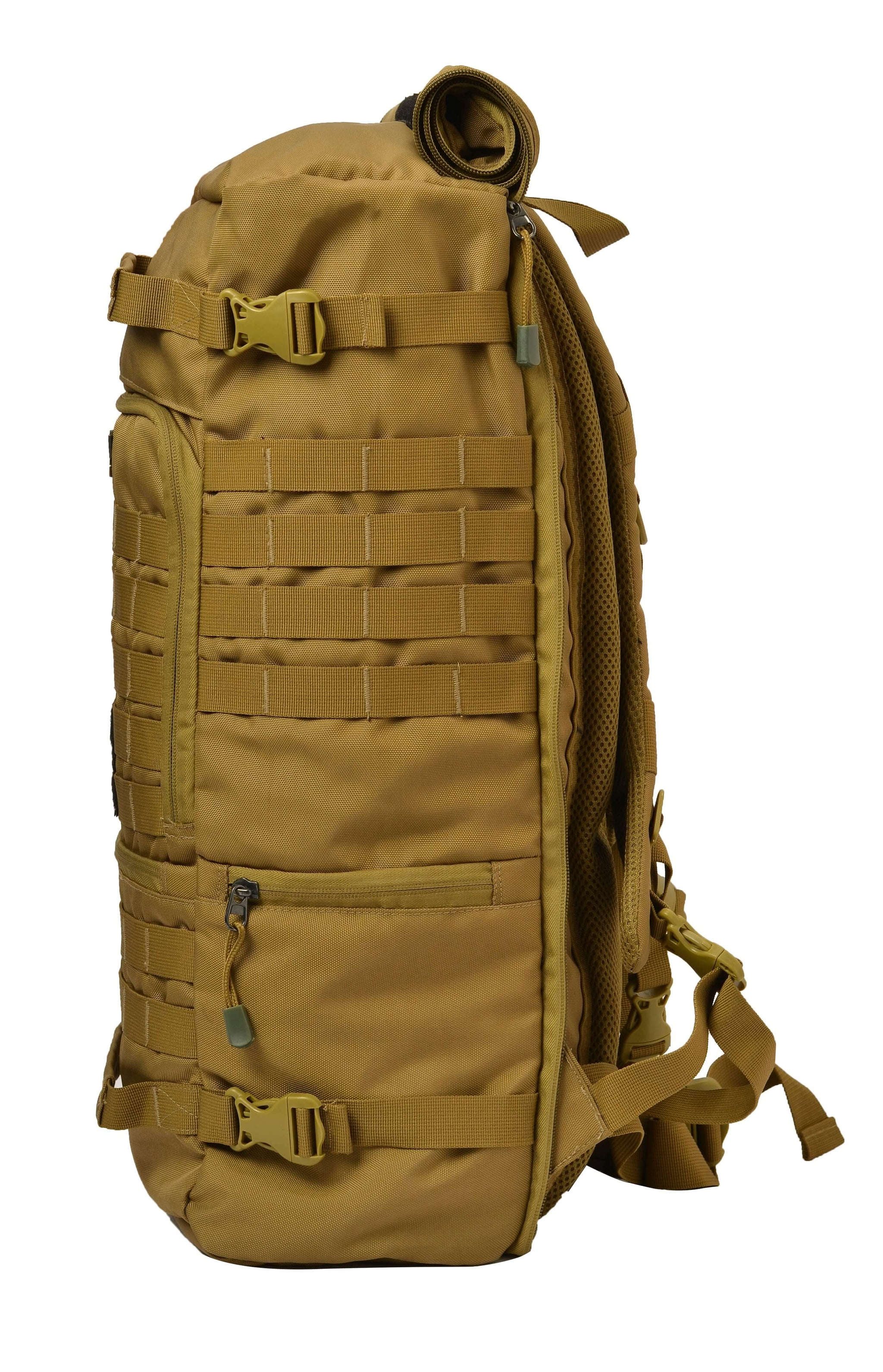 F Gear Military Garrison 36 Liters Rucksack Backpack (Khaki)