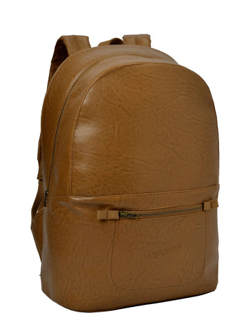 F Gear Mia Luxur 23 Ltrs Laptop Backpack (Chestnut)