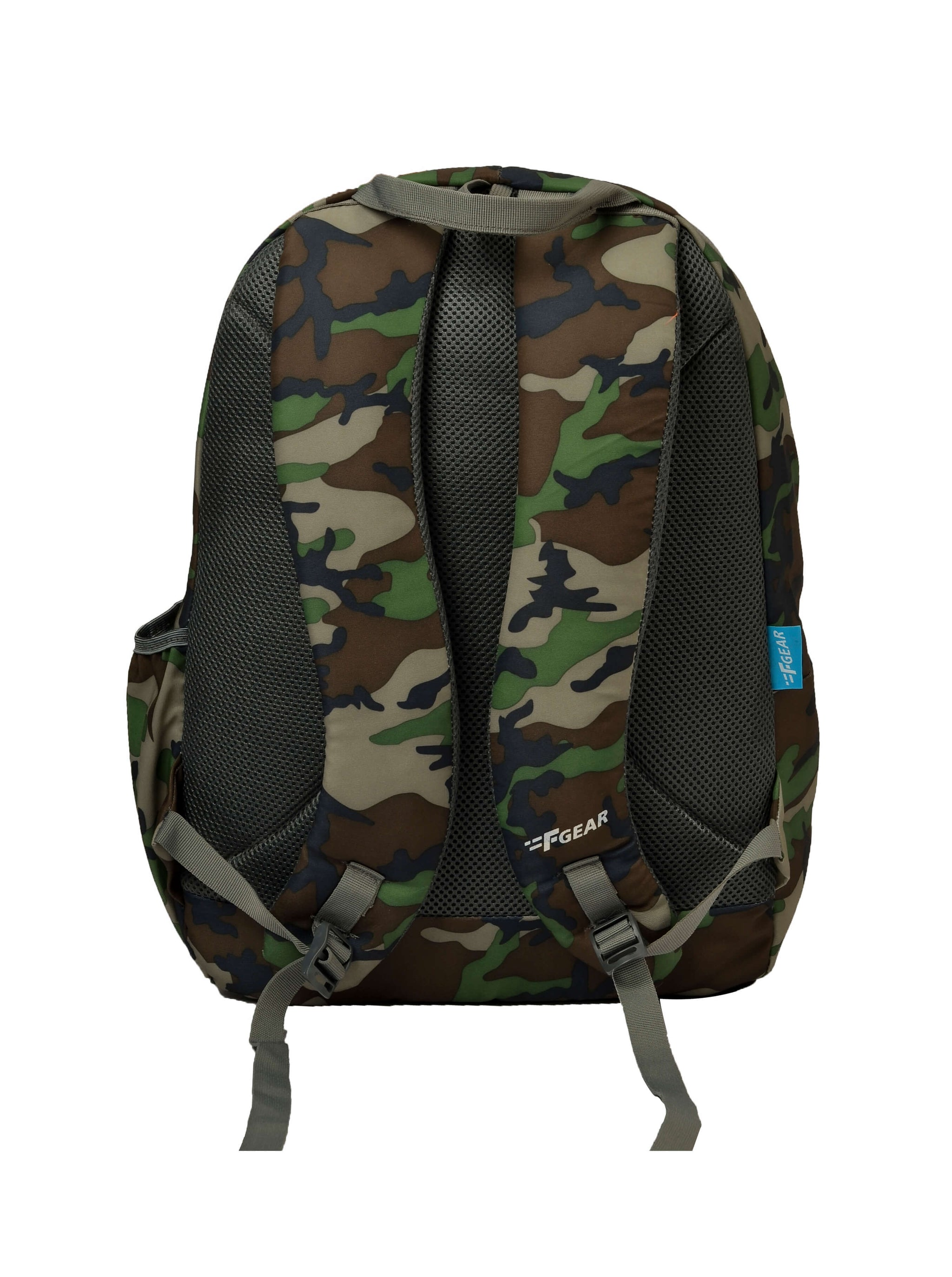 F Gear Military Paladin 26 Liters Backpack (Woodland A Camo)